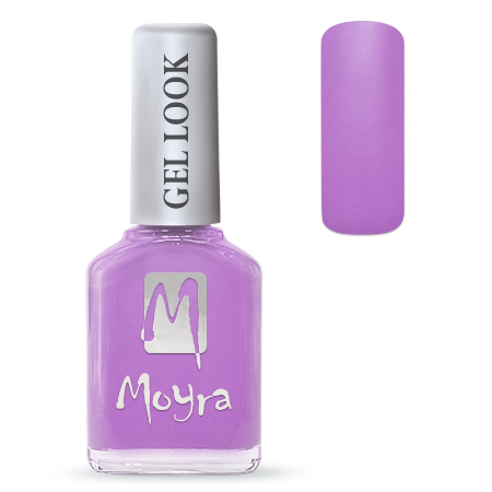 Moyra Gel Look nail polish No. 912 Jaqueline