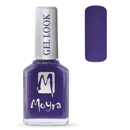 Moyra Gel Look nail polish No. 913 Monique