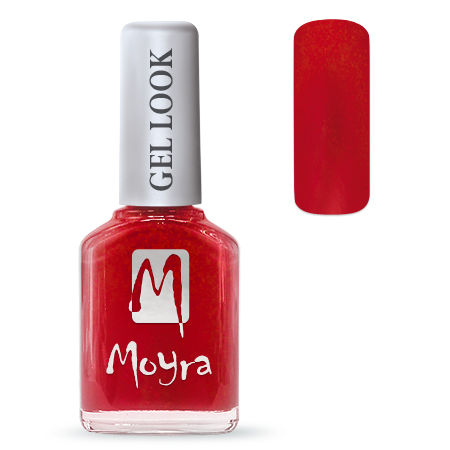Moyra Gel Look nail polish No. 923 Lola