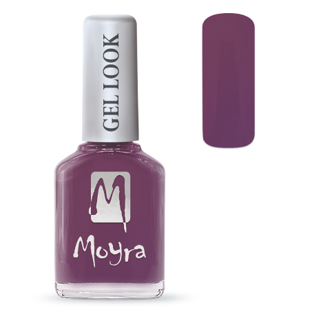 Moyra Gel Look nail polish No. 925 Desirée