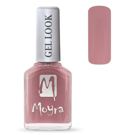 Moyra Gel Look nail polish No. 928 Giselle