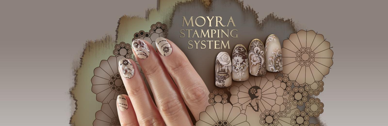 Moyra Stamping System