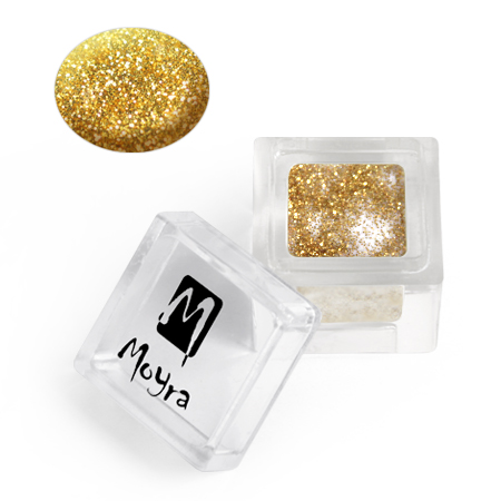 Moyra Colour acrylic No. 107 Gold Shimmer