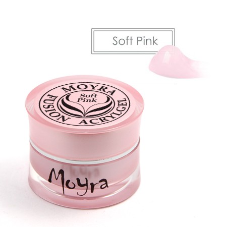 Fusion Acrylgel 5 g, Soft Pink
