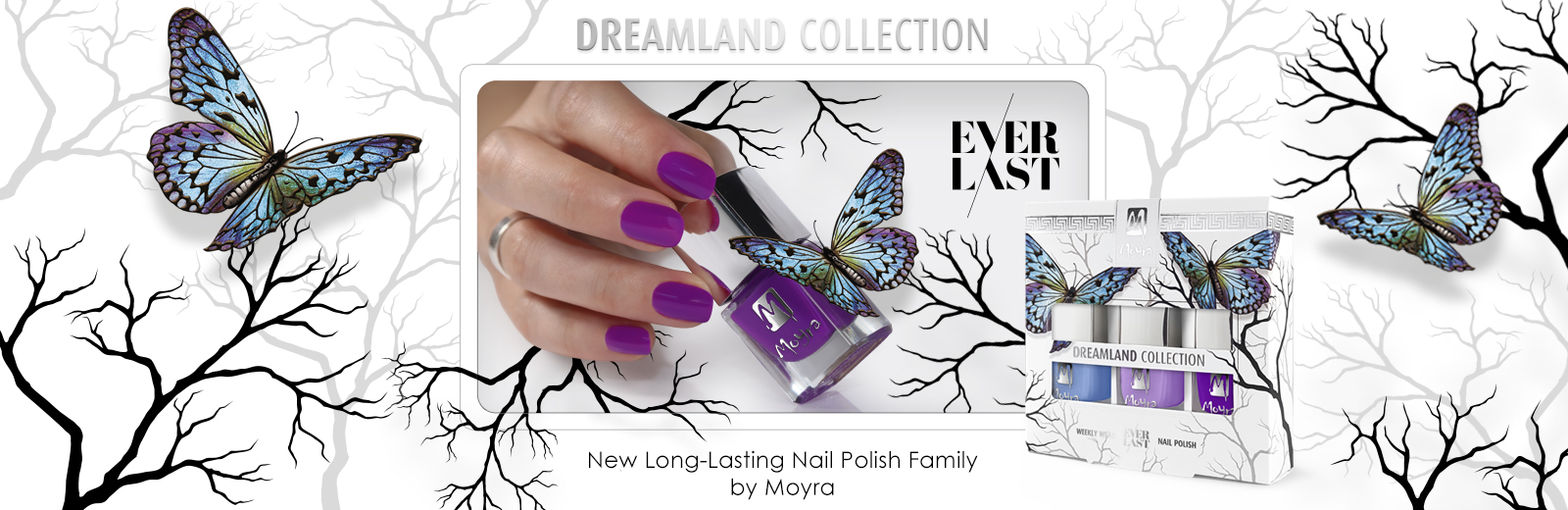 Moyra EverLast Nail Polish Dreamland Collection