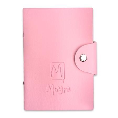 Moyra Stamping plate holder, RoseMoyra Stamping plate holder, Rose