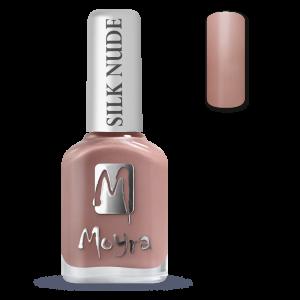 Silk Nude effect nail polish No. 322 Milano