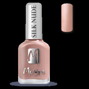 Silk Nude effect nail polish No. 324 Madrid