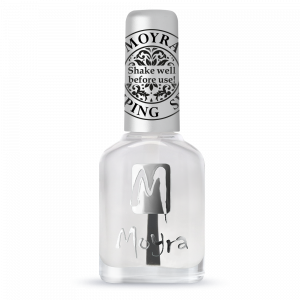 Moyra stamping nail polish Sp Top Coat