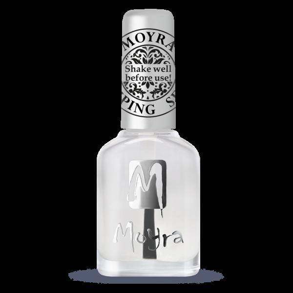 Moyra stamping nail polish Sp Top Coat
