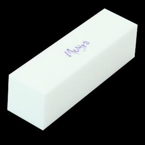 F33 Coloured blocks, White