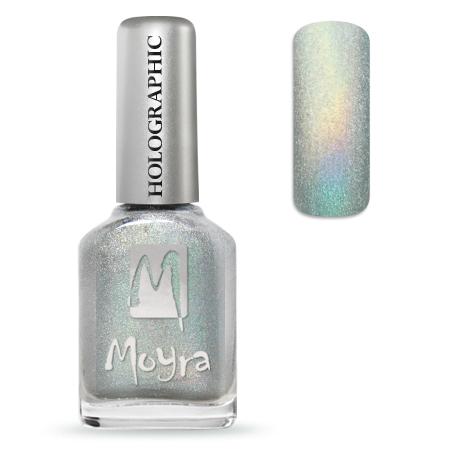 Holographic effect nail polish No. 251 Sirius