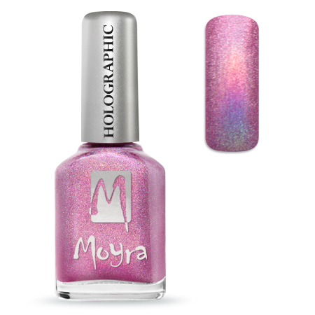 Holographic effect nail polish No. 256 Orion