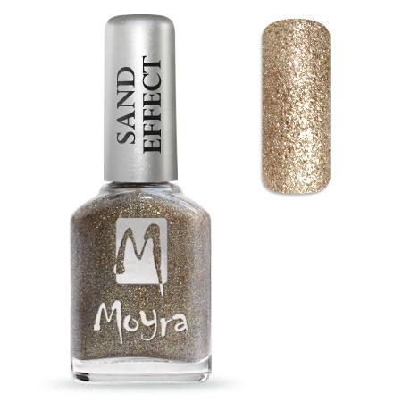 Sand Effect nail polish 852 Sahara