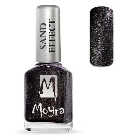 Sand Effect nail polish 856 Onyx