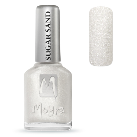 Sand Effect nail polish 861 Angel Dust