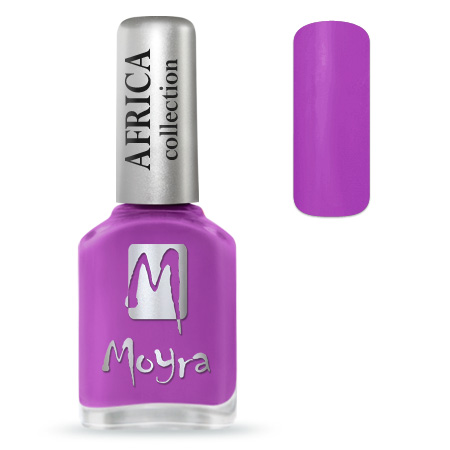 Africa effect nail polish No. 353 Pitaya