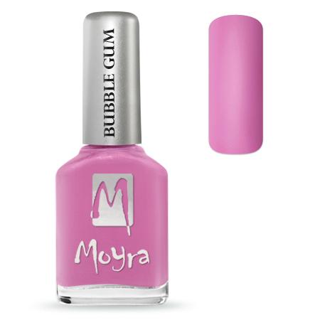 Bubble Gum effect nail polish No. 626 Tutti Frutti