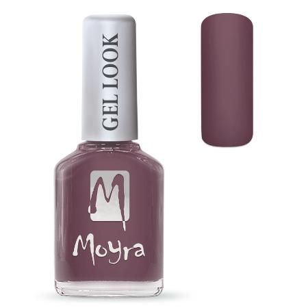 Moyra Gel Look nail polish No. 916 Joséphine