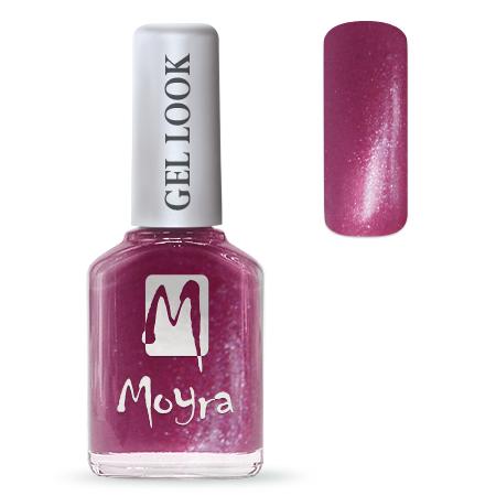 Moyra Gel Look nail polish No. 924 Michelle