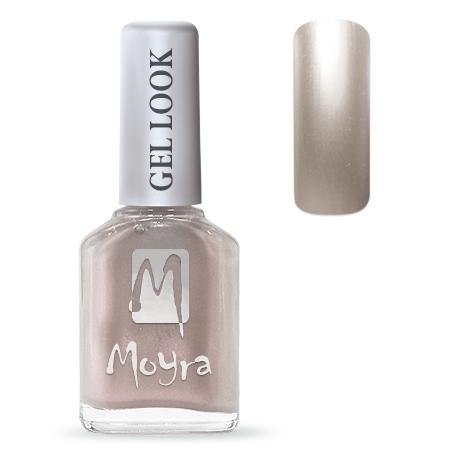 Moyra Gel Look nail polish No. 936 Blanche