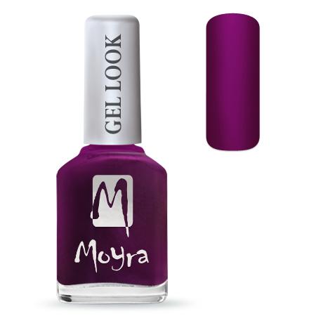 Moyra Gel Look nail polish No. 942 Henriette