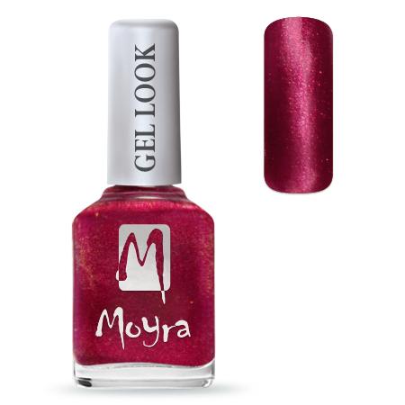 Moyra Gel Look nail polish No. 946 Stéphanie