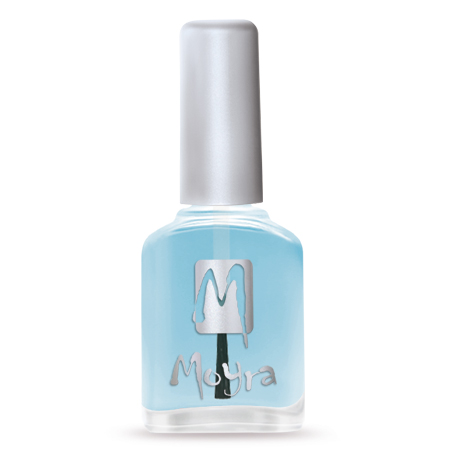 Moyra nail rebuilder blue