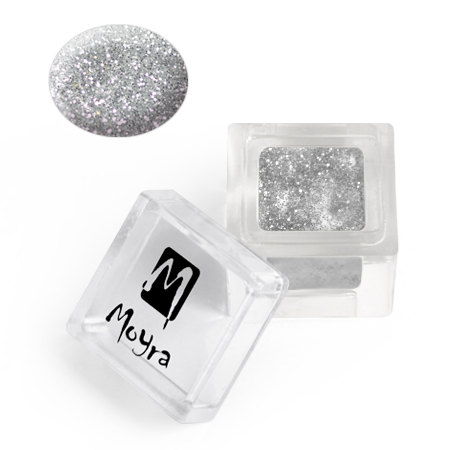 Moyra Colour acrylic No. 106 Silver Shimmer