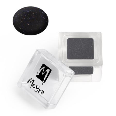 Moyra Colour acrylic No. 21 Glitter Black