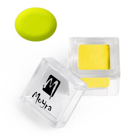 Moyra Colour acrylic No. 28 Neon Yellow