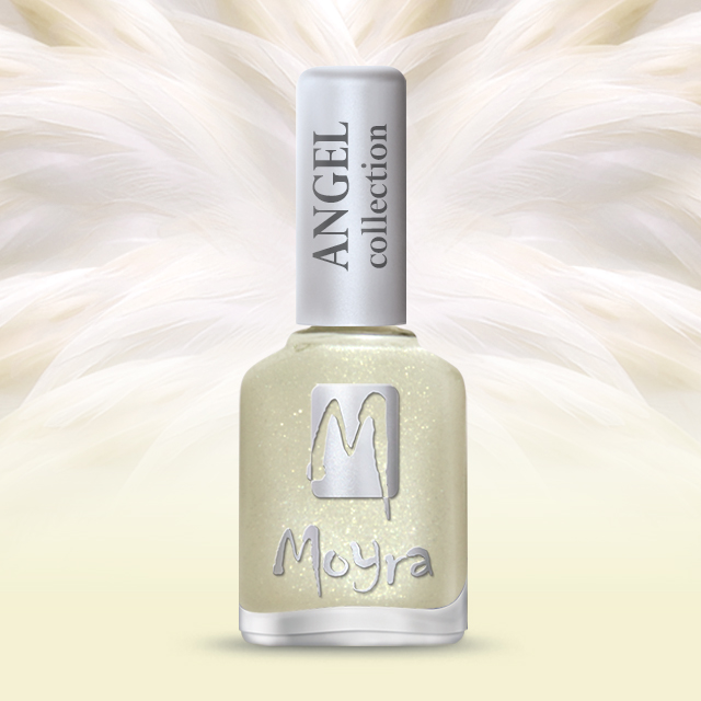 Angel effect nail polish