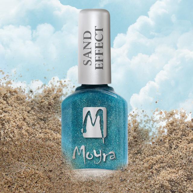Sand effect nail polish