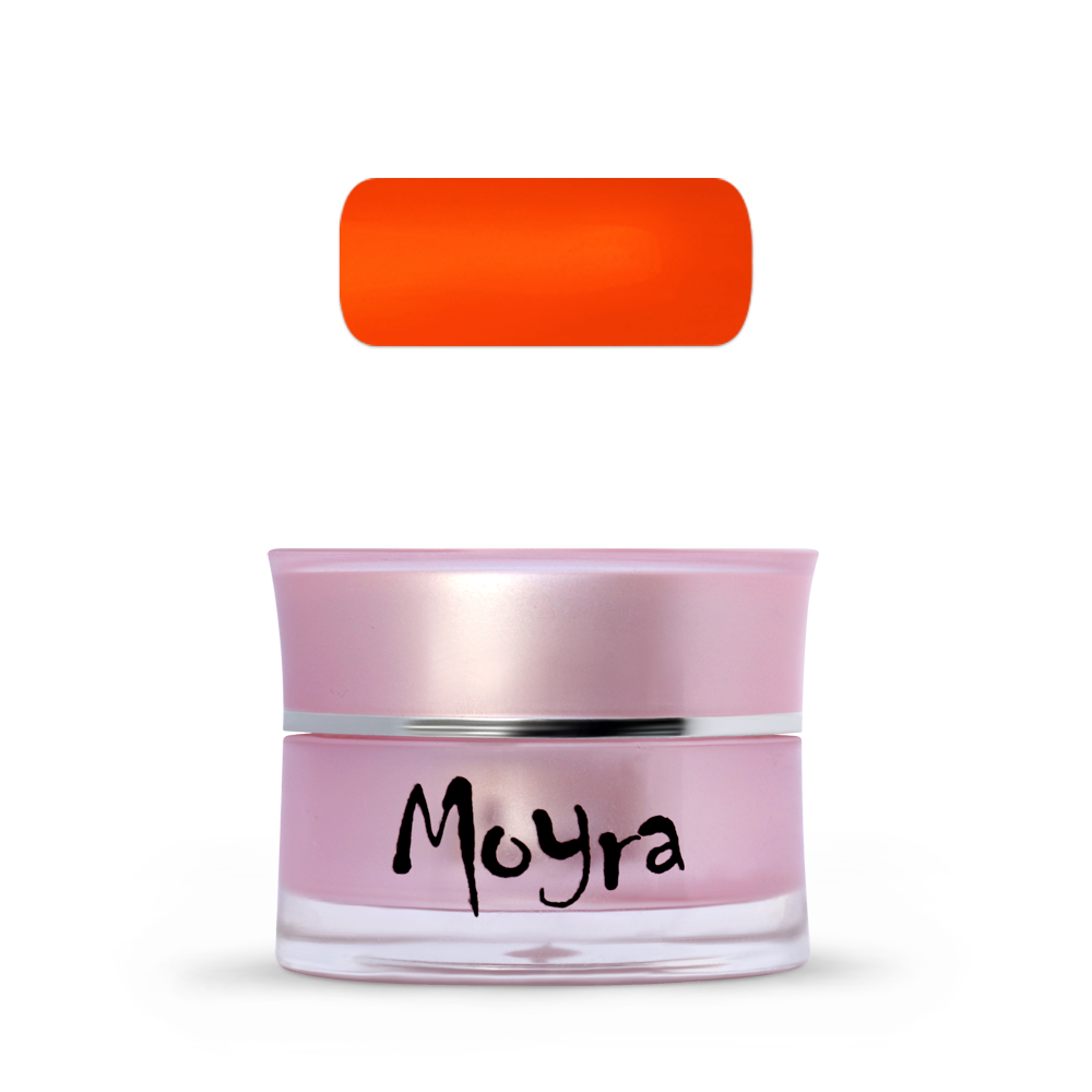 SuperShine colour gel No. 569 Vivid Orange