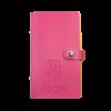 Mini nail art stamping plate holder, Pink