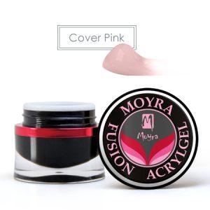 Fusion Acrylgel 30 ml (jar), Cover Pink