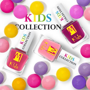 KIDS Collection - children nail polish