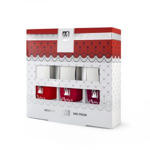 EverLast Weekly Wear Nail Polish Set, Love