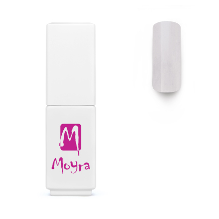 Moyra mini gel polish BASE and TOP COAT