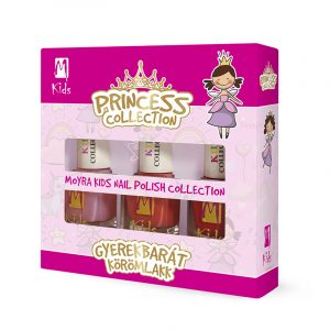 Moyra KIDS nail polish set Princess