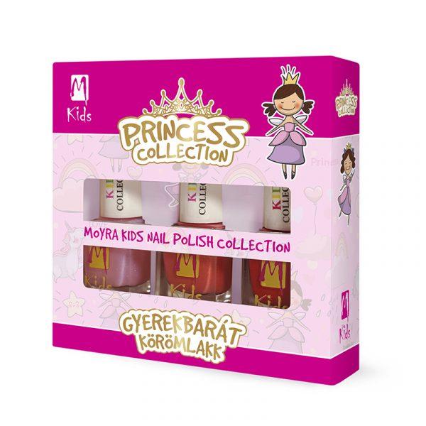 Moyra KIDS nail polish set Princess