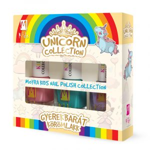 Moyra KIDS nail polish set Unicorn