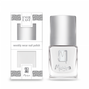 Everlast nail polish No. 01 Artemis