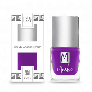 Everlast nail polish No. 12 Iris