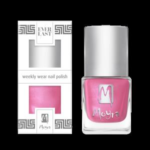 Everlast nail polish No. 34 Clio