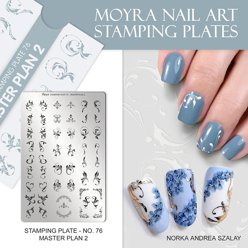 Moyra stamping plate 76 Master plan 2