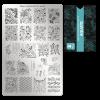 Moyra stamping plate 78 Aquatic