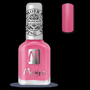 Moyra stamping nail polish Sp 01