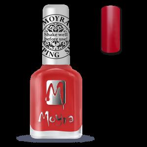 Moyra stamping nail polish Sp 02