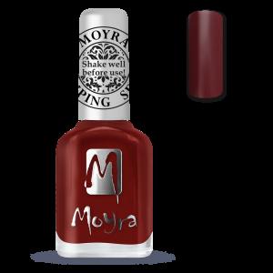 Moyra stamping nail polish Sp 03